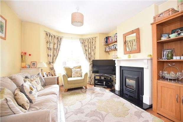4 Bedrooms Semi Detached House for sale in Gladstone Road, Charlton Kings, CHELTENHAM, Gloucestershire, GL53 8JG