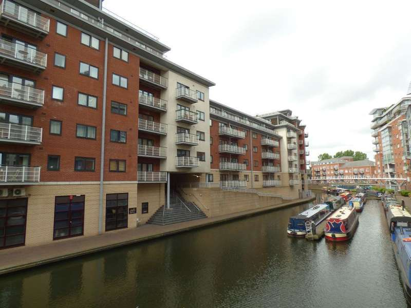 2 Bedrooms Apartment Flat for sale in Browning Street, Birmingham, B16 8GY
