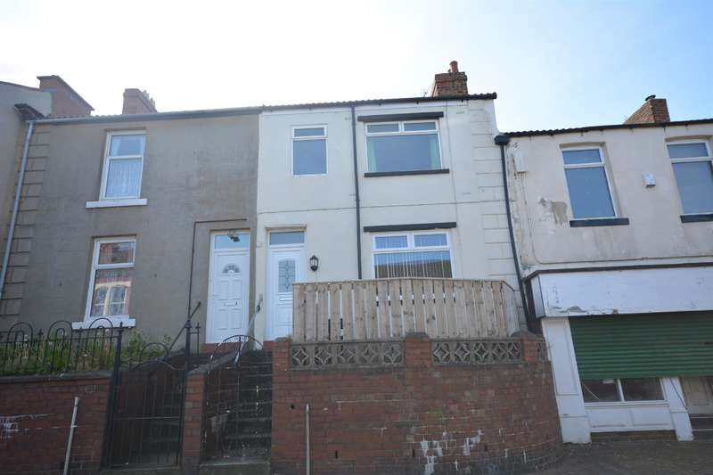 3 Bedrooms Terraced House for sale in High Street, West Cornforth, Ferryhill, DL17 9HP