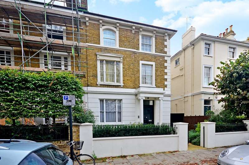 2 Bedrooms Flat for sale in Gloucester Avenue, Primrose Hill, NW1