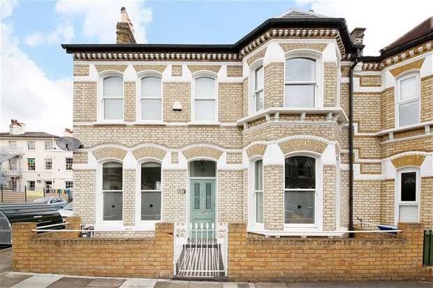 5 Bedrooms Terraced House for sale in Matham Grove, East Dulwich
