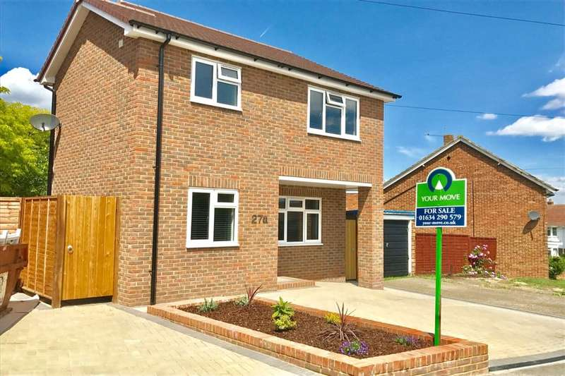 2 Bedrooms Detached House for sale in Jarrett Avenue, Wainscott, Rochester, ME2