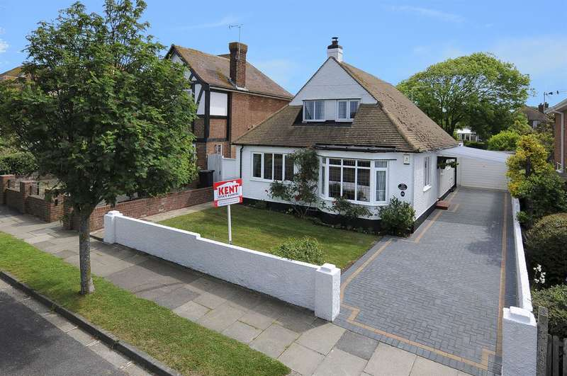 4 Bedrooms Detached Bungalow for sale in Bowes Avenue, Westbrook, Margate