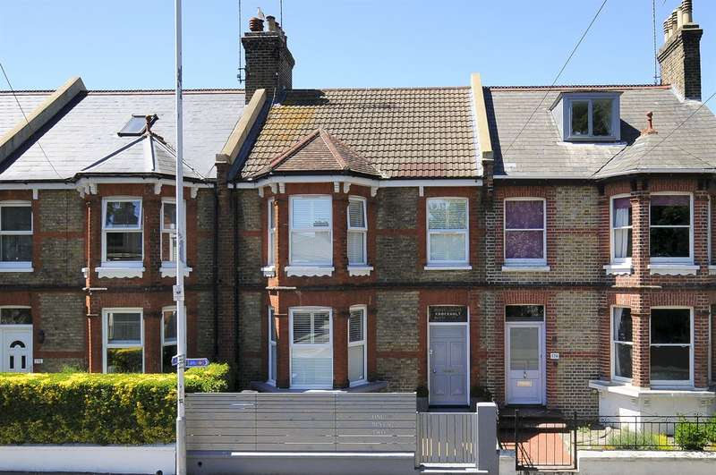 4 Bedrooms Terraced House for sale in Grange Road, Ramsgate