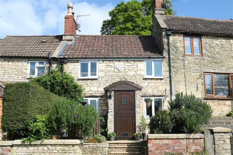 2 Bedrooms Cottage House for sale in 8 Church Lane, Old Sodbury, South Gloucestershire