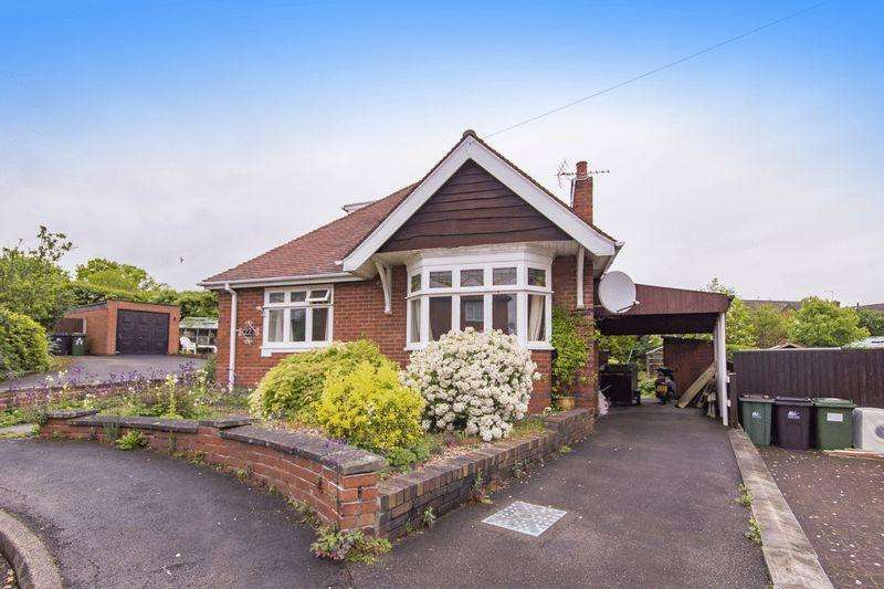 2 Bedrooms Detached Bungalow for sale in SPRINGFIELD AVENUE, LOSCOE