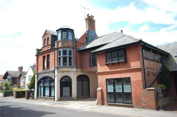 2 Bedrooms Flat for sale in Canford Cliffs, Poole, BH13