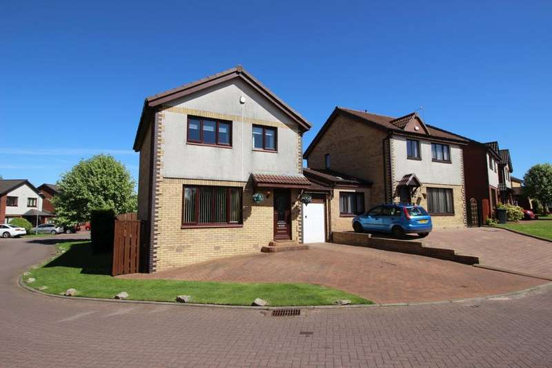 3 Bedrooms Detached House for sale in 22 Eriskay Drive, Old Kilpatrick, G60 5AR