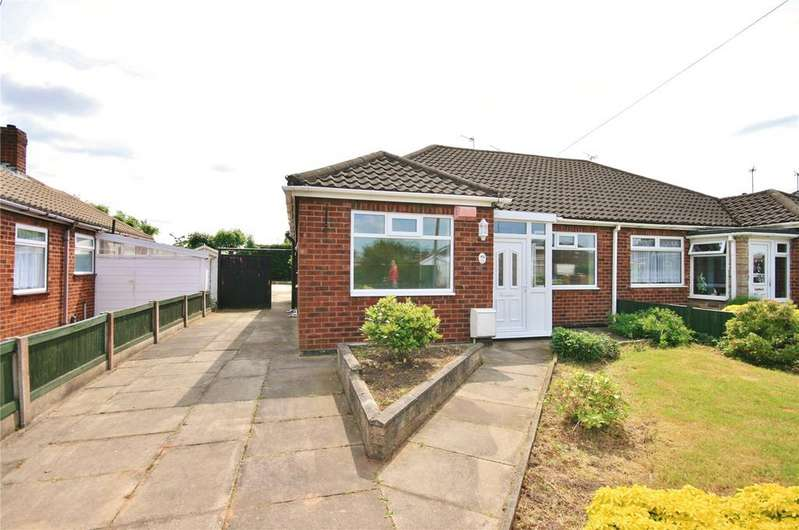 3 Bedrooms Retirement Property for sale in Lingfield Drive, Crewe, Cheshire, CW1