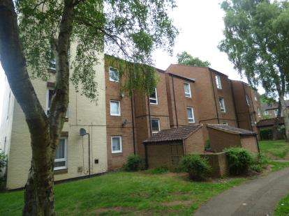 2 Bedrooms Flat for sale in Merrydale Square, Southfields, Northampton, Northamptonshire