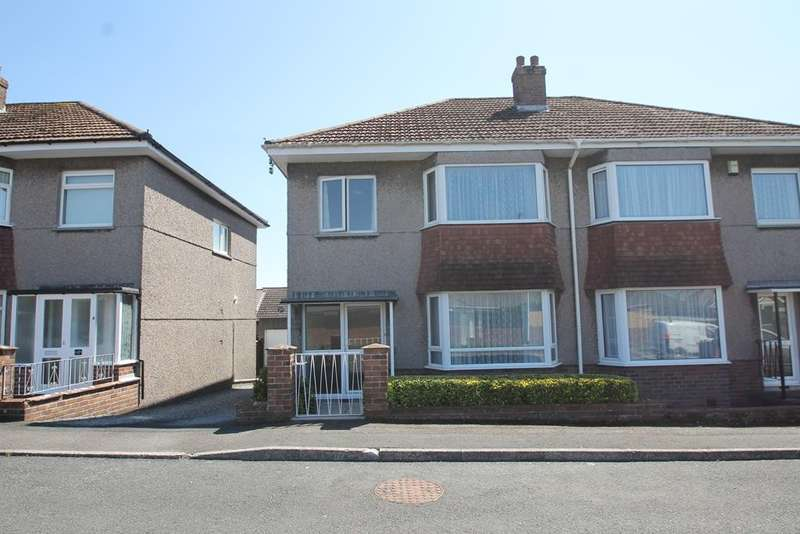 3 Bedrooms Semi Detached House for sale in Crownhill