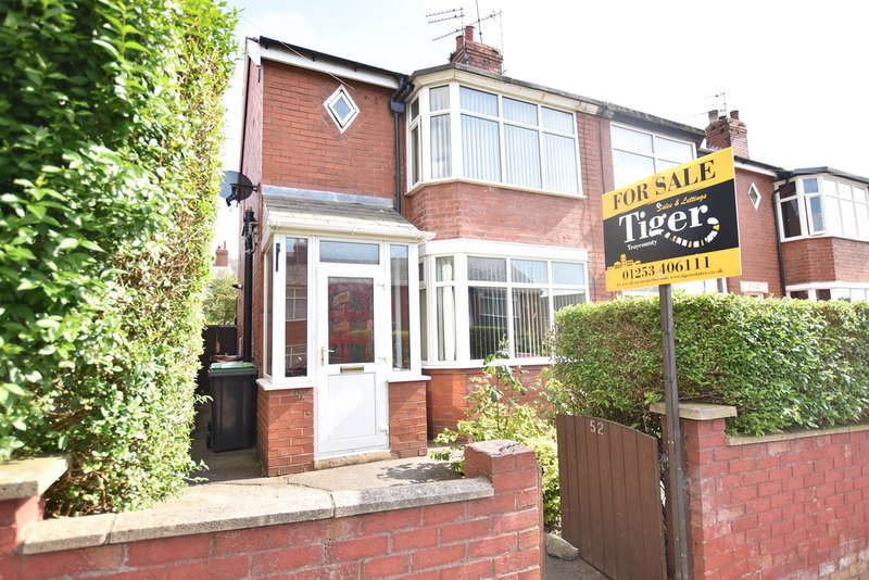 3 Bedrooms End Of Terrace House for sale in Bardsway Avenue, Blackpool