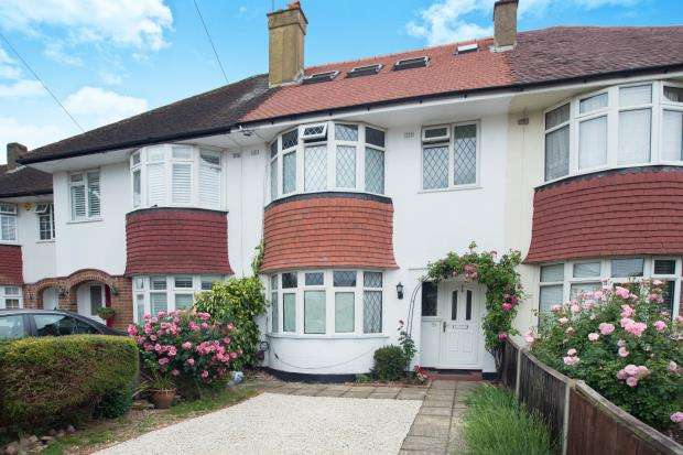 5 Bedrooms Terraced House for sale in West Molesey, Surrey, .