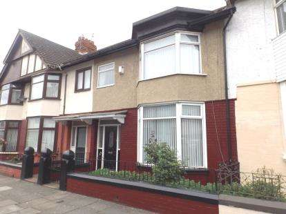 4 Bedrooms Terraced House for sale in Fazakerley Road, Walton, Liverpool, Merseyside, L9