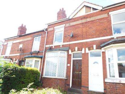 3 Bedrooms Terraced House for sale in Hednesford Road, Cannock