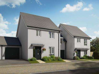 3 Bedrooms Semi Detached House for sale in Vingoes Lane, Madron, Penzance