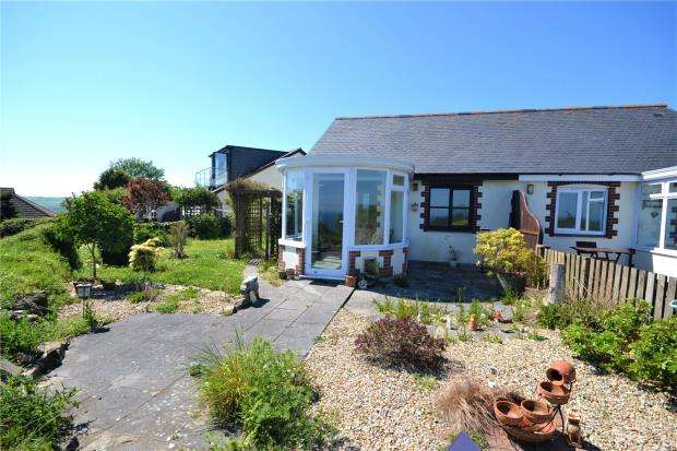 2 Bedrooms Semi Detached Bungalow for sale in Rame View, Looe, Cornwall