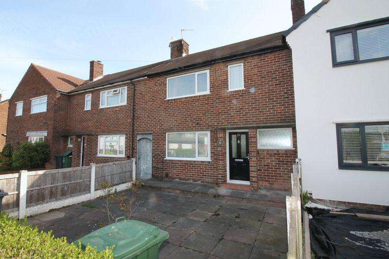 2 Bedrooms Terraced House for sale in Prenton Dell Road, Prenton