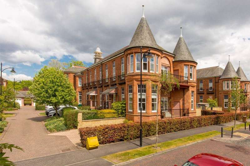 4 Bedrooms End Of Terrace House for sale in 8 Morham Park, Edinburgh, EH10 5GF