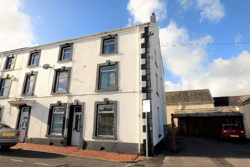 3 Bedrooms Terraced House for sale in Swansea Road, Llangyfelach