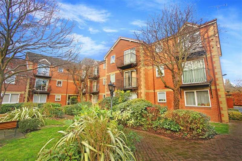 2 Bedrooms Flat for sale in Deneside Court, Jesmond, Newcastle Upon Tyne