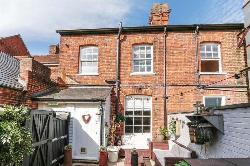 2 Bedrooms Flat for sale in High Street, Marlow, Buckinghamshire, SL7