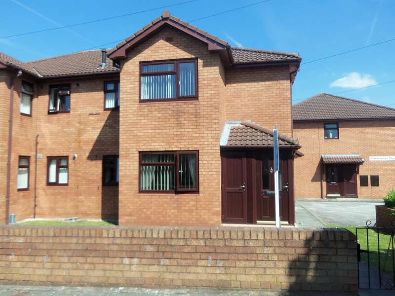 2 Bedrooms Maisonette Flat for sale in Williamson Court, Woolton