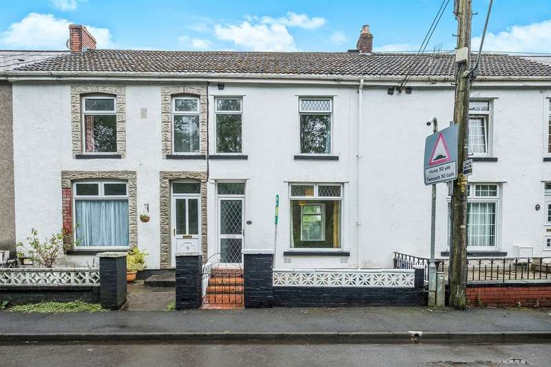 2 Bedrooms Terraced House for sale in Gored Terrace, Melincourt, Neath