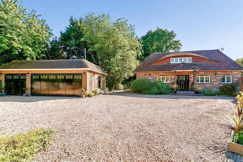 4 Bedrooms House for sale in Brighton Road, Woodmancote, Henfield