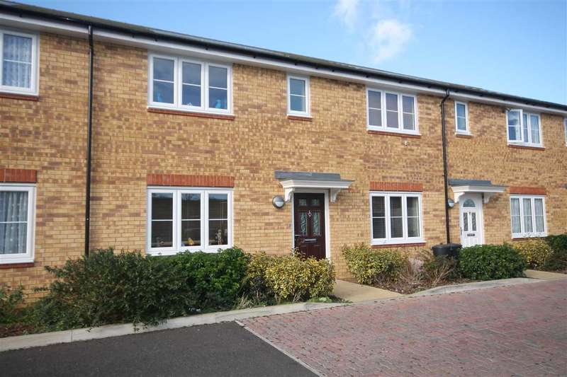 3 Bedrooms Terraced House for sale in Barra Wood Close, Hayes