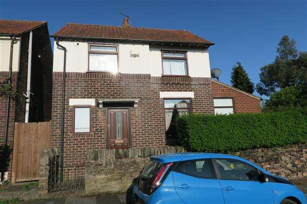 2 Bedrooms Detached House for sale in Pearson Street, Macclesfield