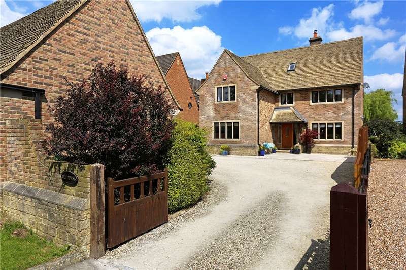 7 Bedrooms Detached House for sale in Beacon Lane, Haresfield, Stonehouse, Gloucestershire, GL10