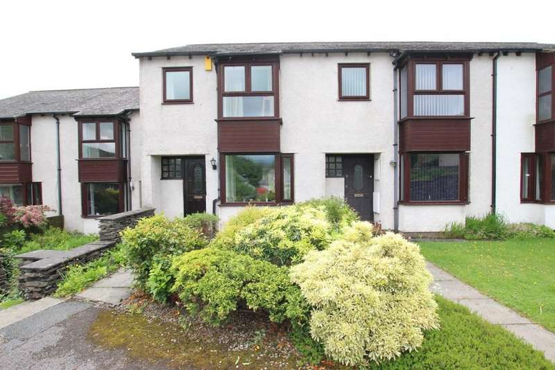 3 Bedrooms Terraced House for sale in 5 Fairfield Close, Staveley