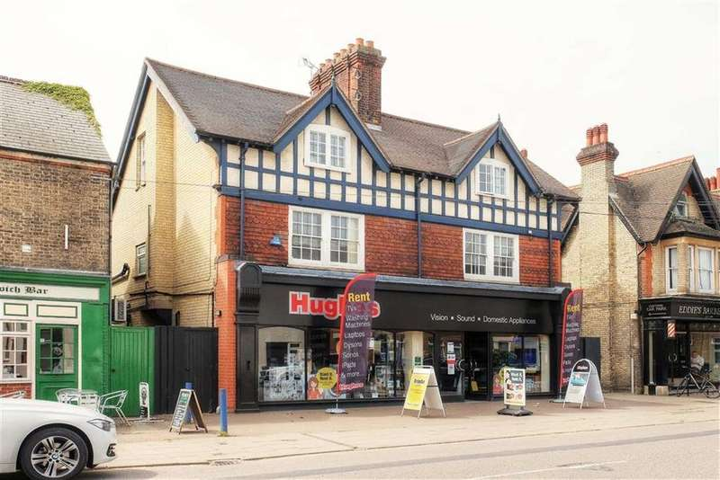 2 Bedrooms Duplex Flat for sale in Cherry Hinton Road, Cambridge