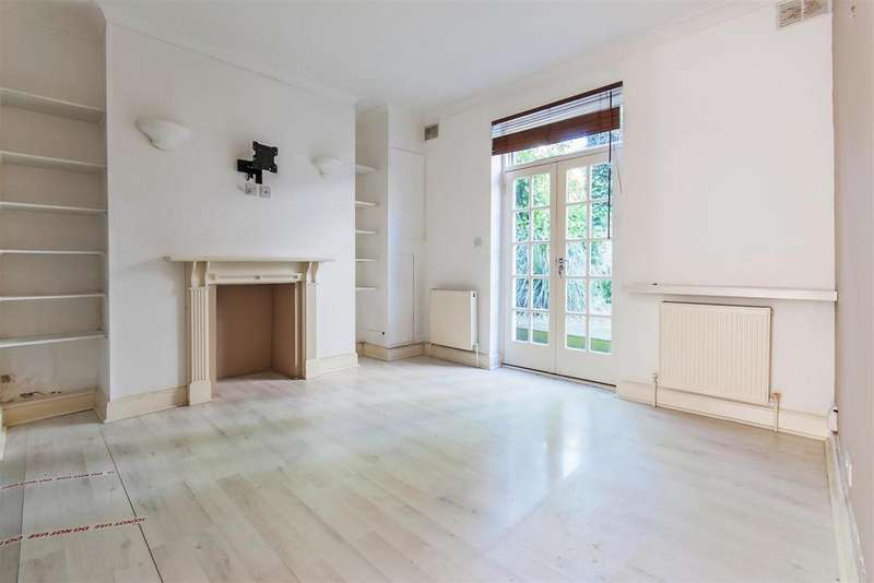 2 Bedrooms Flat for sale in Priory Park Road