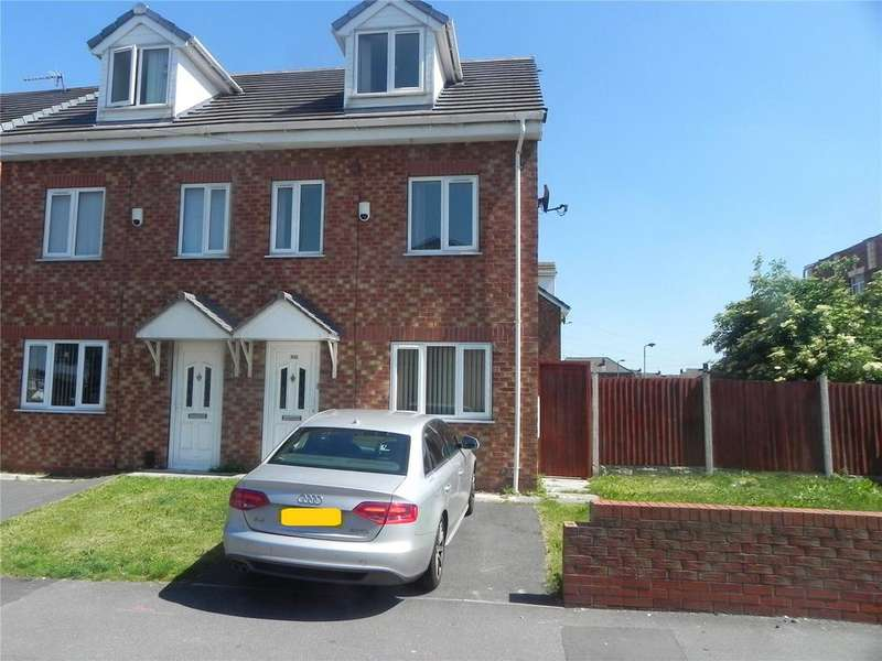4 Bedrooms Semi Detached House for sale in Westminster Road, Walton, L4