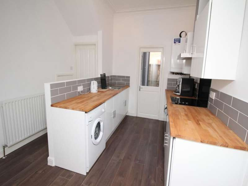 1 Bedroom Flat for sale in Warkworth Avenue, Whitley Bay, NE26