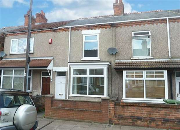 2 Bedrooms Terraced House for sale in Columbia Road, Grimsby, Lincolnshire
