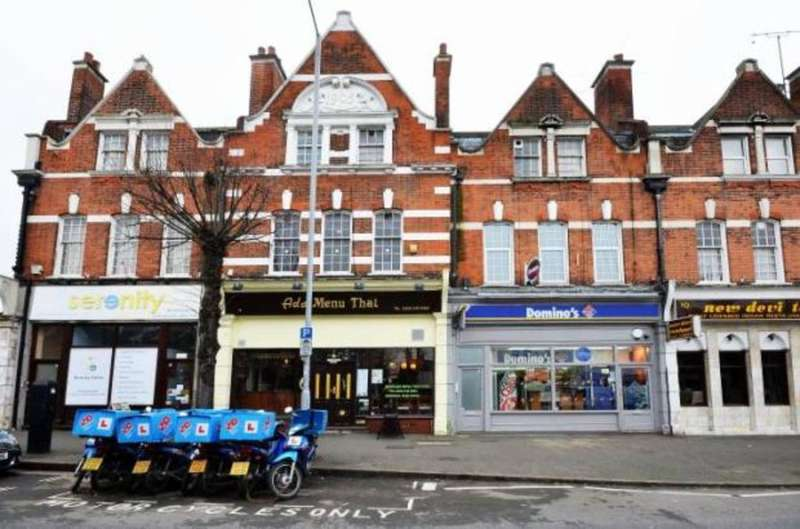 1 Bedroom Flat for sale in Kingston Hill, Kingston Upon Thames, KT2