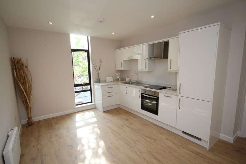 1 Bedroom Flat for sale in Station Road, New Milton