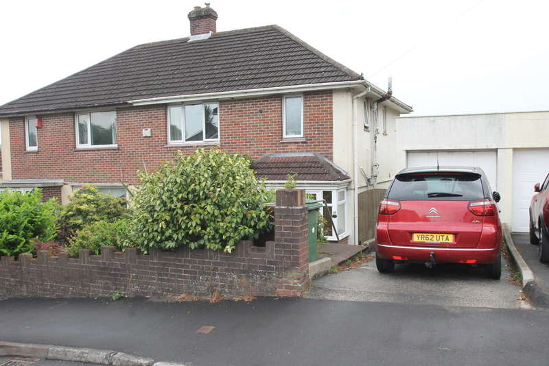 3 Bedrooms Semi Detached House for sale in Plympton