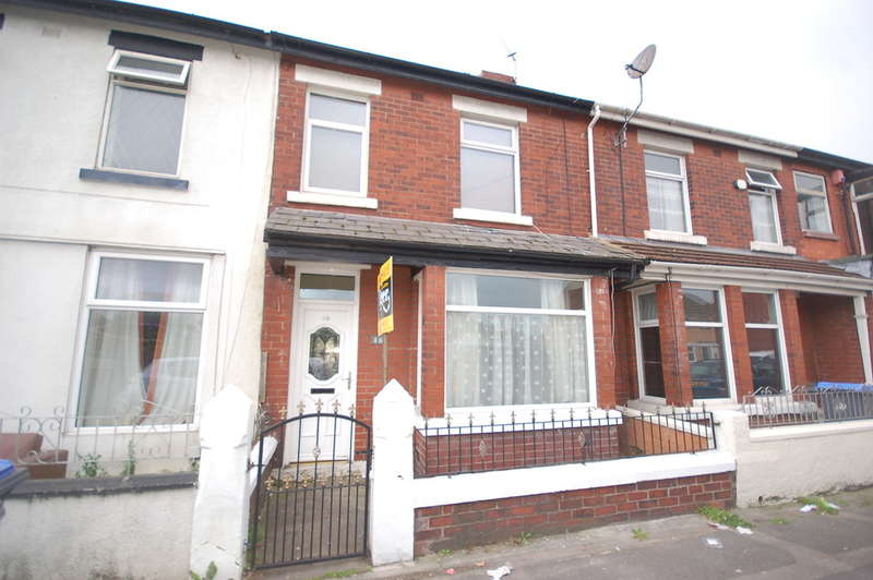 2 Bedrooms Terraced House for sale in Hawes Side Lane, Blackpool