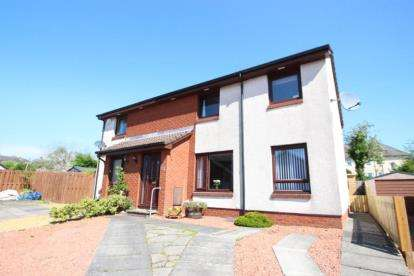 4 Bedrooms Semi Detached House for sale in Primrose Place, Kilmarnock, East Ayrshire