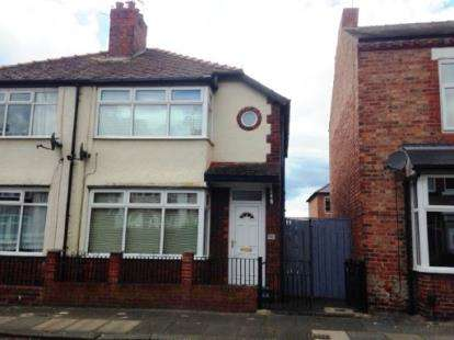 2 Bedrooms Semi Detached House for sale in Grainger Street, Darlington