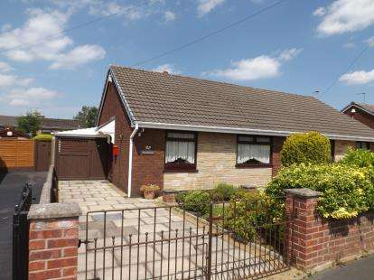 2 Bedrooms Bungalow for sale in Teesdale Road, Haydock, St. Helens, Merseyside, WA11