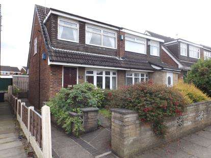 3 Bedrooms Semi Detached House for sale in Highfield Grange Avenue, Wigan, Greater Manchester, WN3