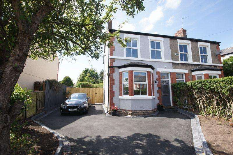 3 Bedrooms Semi Detached House for sale in Pensby Road, Heswall