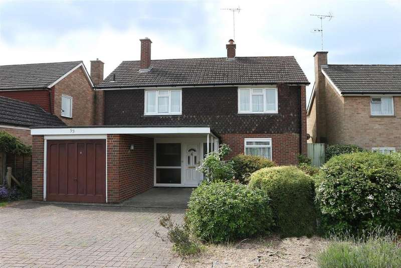 4 Bedrooms Detached House for sale in Cavendish Drive, Claygate