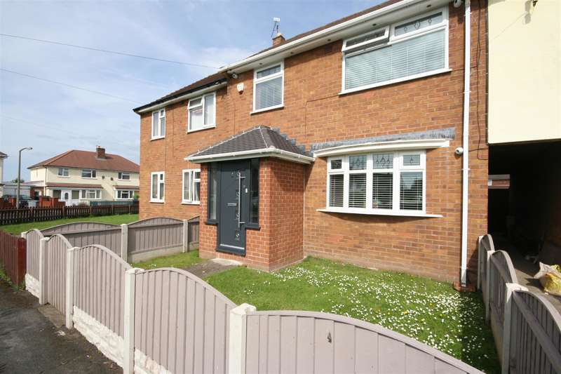 3 Bedrooms Terraced House for sale in Berrylands Road, Wirral, CH46 7TY