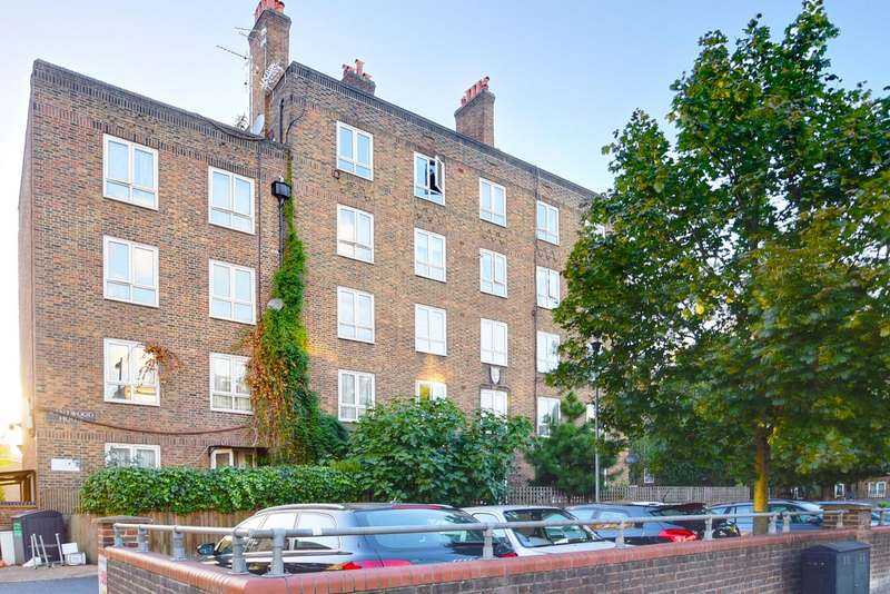 2 Bedrooms Flat for sale in Upper Clapton Road, London, E5